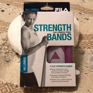 FILA Strength Bands